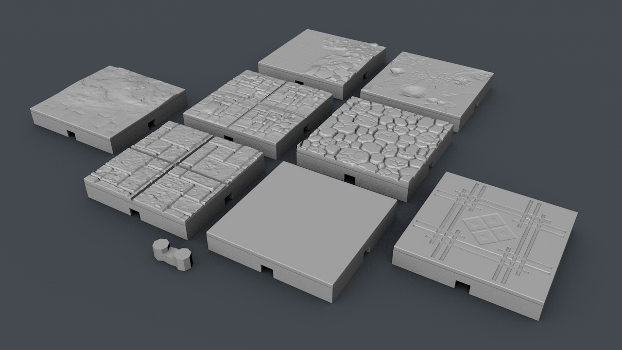 Hellboy the Game – Free 3D Terrain
